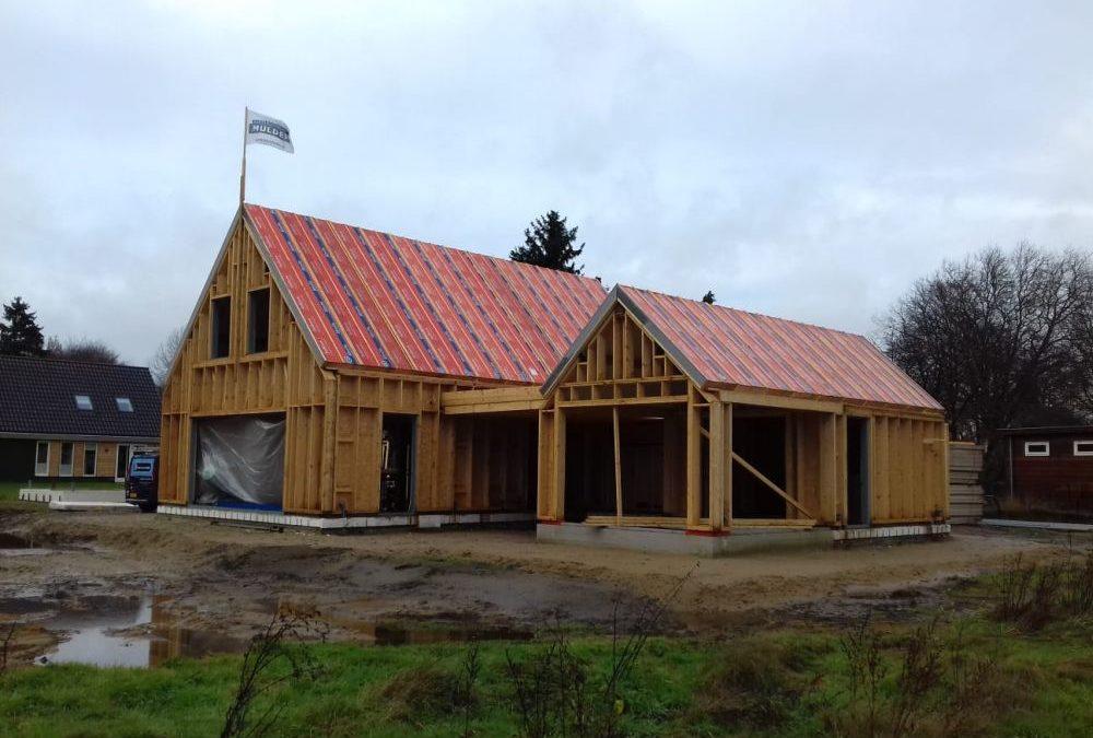 Nieuwbouw woning Wenum Wiesel