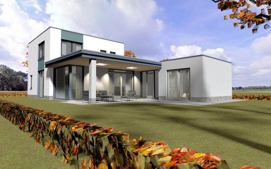 Nieuwbouw woning te Apeldoorn